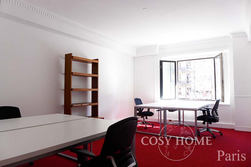 Location bureaux meublés poste de travail à louer paris cosy home